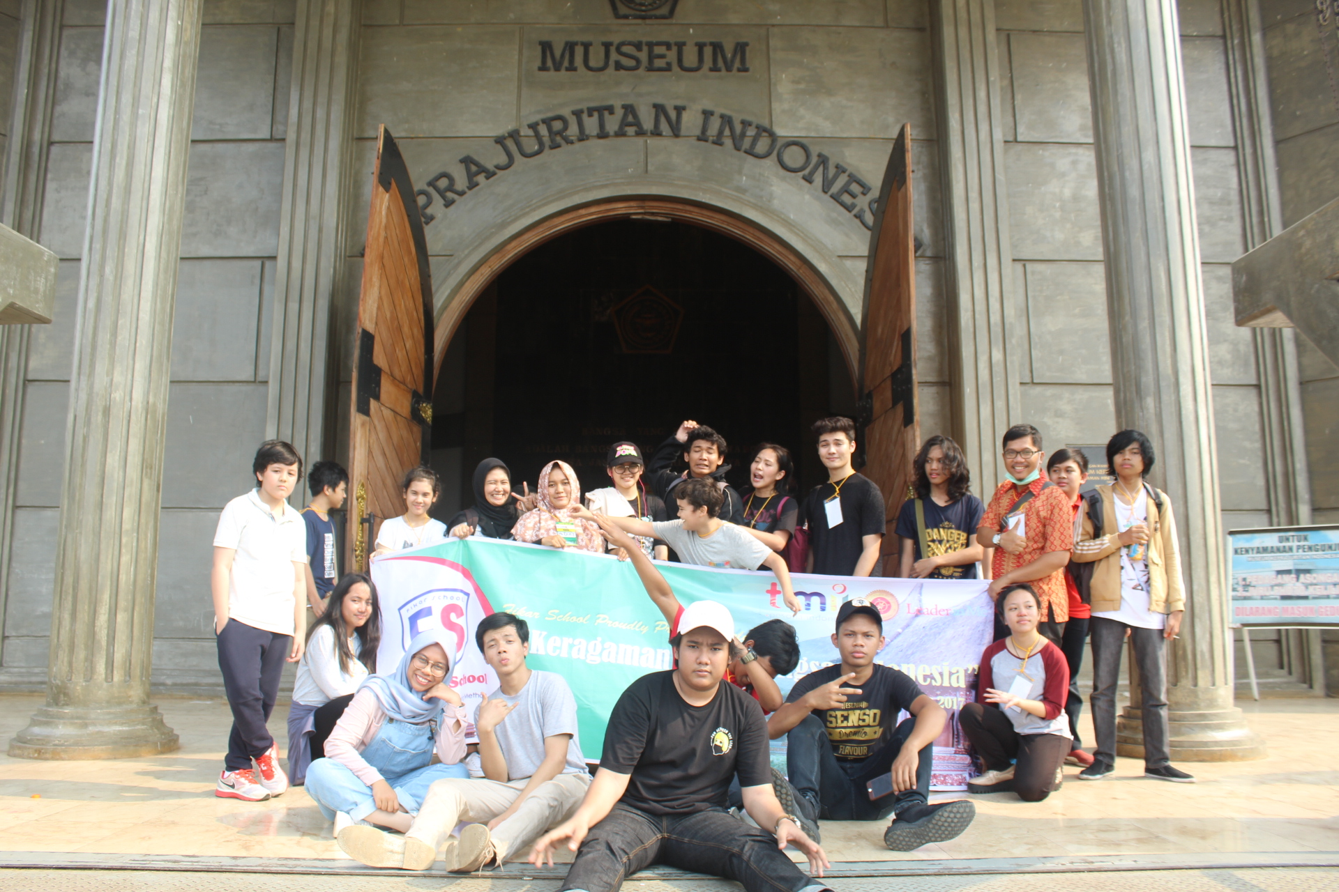 FieldTrip To TMII dan Anjungan