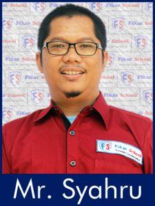 Mr. Syahru