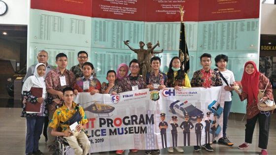 Visit Program To Police Museum
