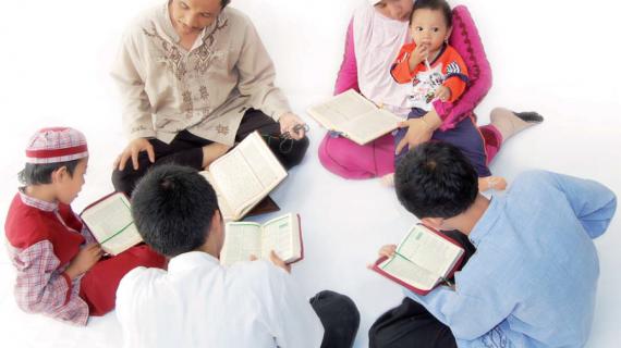 Mengenalkan Tuhan kepada Anak sejak Dini